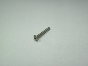 March 823-008-10 SS screw