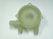 130-019-01 polypropylene LC rear housing