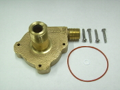 "Center inlet 3/4"" x 1/2""  Brass hsg Kit"