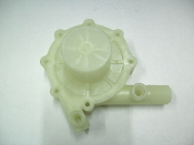 150-153-02 polypropylene LC Rear housing