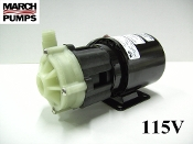 March AC-3CP-MD 115V Pump