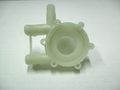 125-057-01 Polypropylene LC rear housing