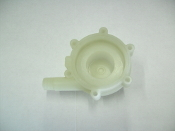 125-058-10 polypropylene AC rear housing