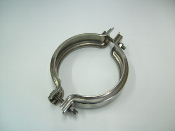 Wilden Medium Clamp Band SS