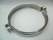 Wilden Large Clamp Band SS