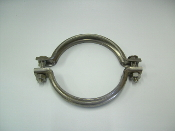 Wilden Small Clamp Band SS