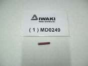 Iwaki MD0249 Ceramic spindle for MD-6, MD-6Z, MD-10
