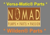 Nomad AOD Pump Parts