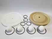 N08-9805-55-201 Full Flow Teflon Elastomer Kit