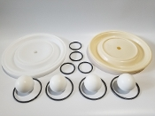 N08-9805-55-202 Full Flow Teflon Elastomer Kit