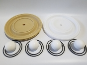 N08-9815-55-201 Full Flow Teflon Elastomer Kit