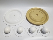 N08-9824-55-201 Full Flow Teflon Elastomer Kit XPS-820 830